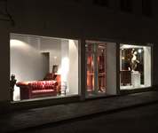 Welcome to our Belgium showroom