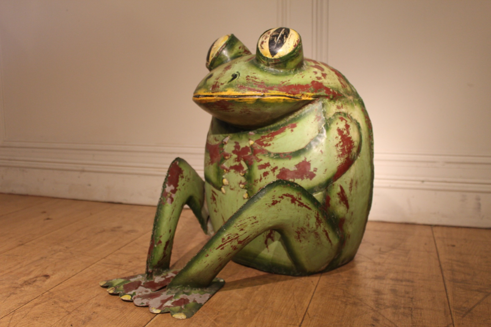 SOLD/FROG